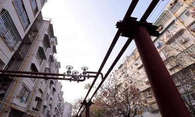 二环东路5746号5栋楼供热工程